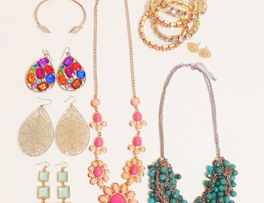Jewelry from Forever21