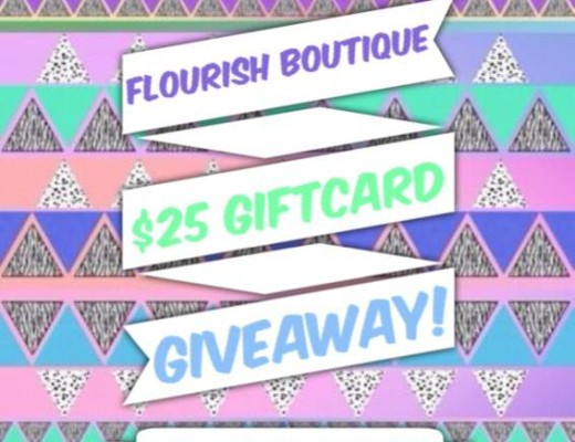 Flourish Boutique Giveaway