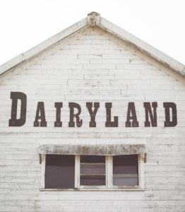 Dairyland you were cute Dairyland Snohomish snohomishwedding