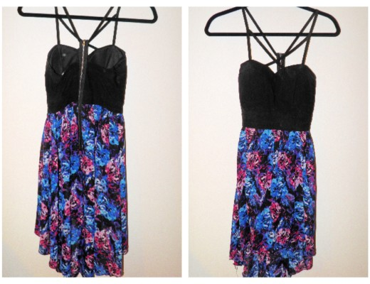 $24.99 Charlotte Russe High-Low Dress ONLY WORN ONCE!