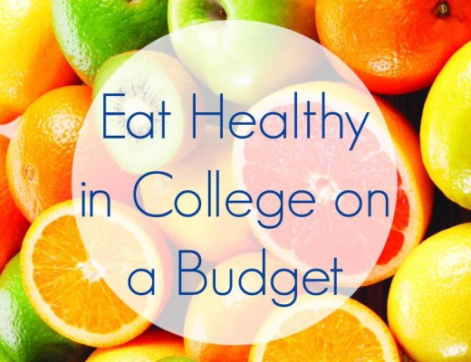 Eating Healthy in College on a Budget