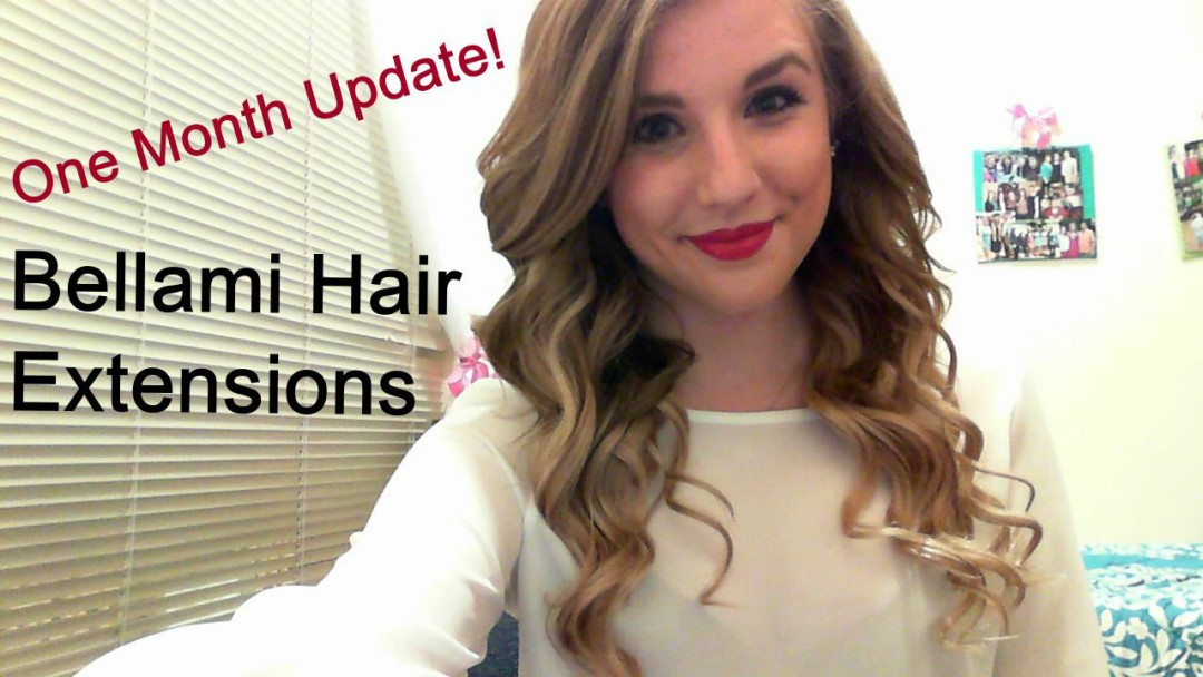 One Month Update Bellami Hair Extensions Seattle Stylista