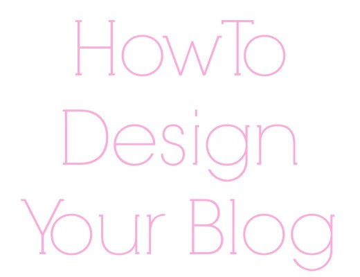 Blogging 101 design