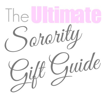 sorority gift guide 2