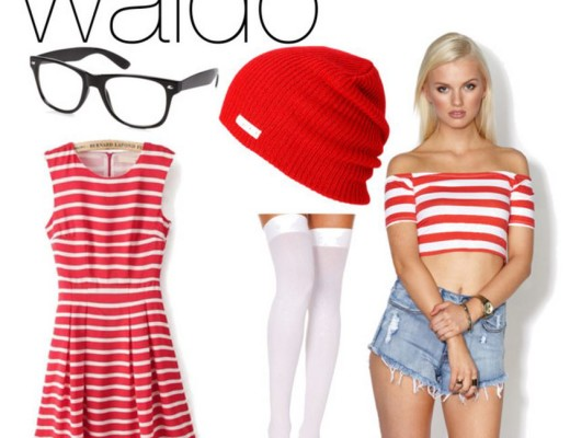 waldo costume diy