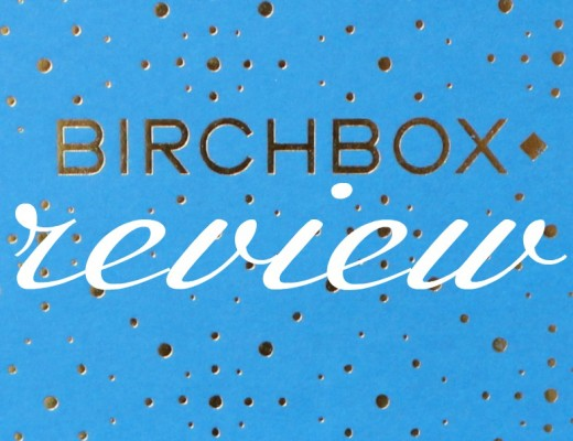 Honest birchbox review
