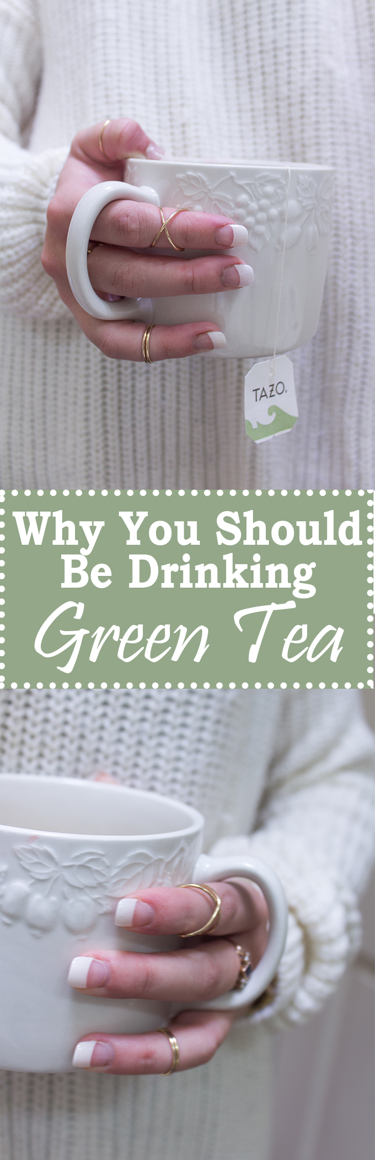 Why you should be drinking green tea. It has amazing health benefits like weight loss, boosted metabolism, strengthened immune stystem, and many more #natural #hairgrowth #natural #drink #skincare