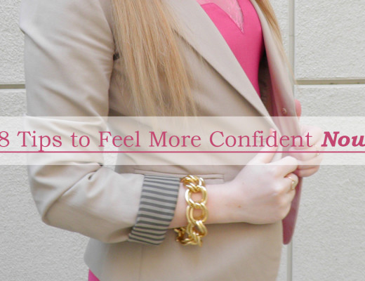 8 Tips to feel more confident now