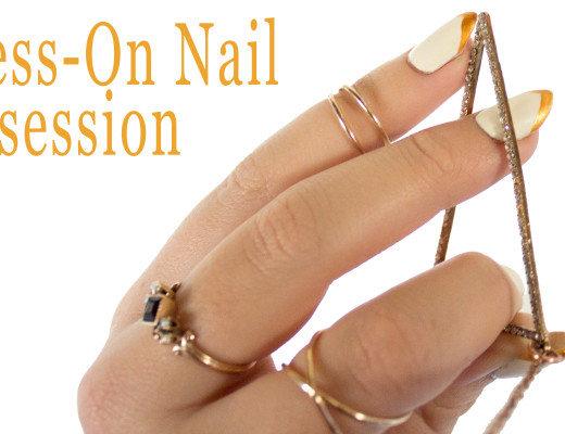 Press on nail obession
